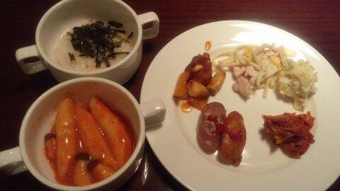 サボイ朝食2日目①