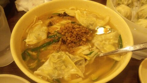 明洞餃子麺