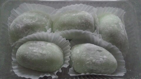 安曇川ニッキ餅②