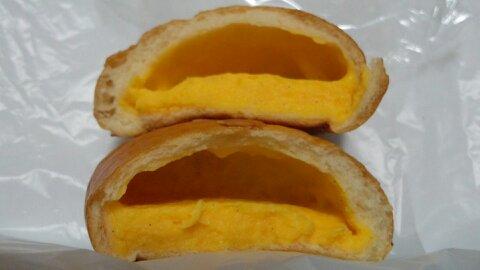 三木鶏卵クリームパン②