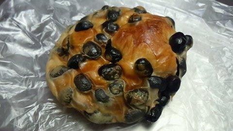 西紀黒豆パン