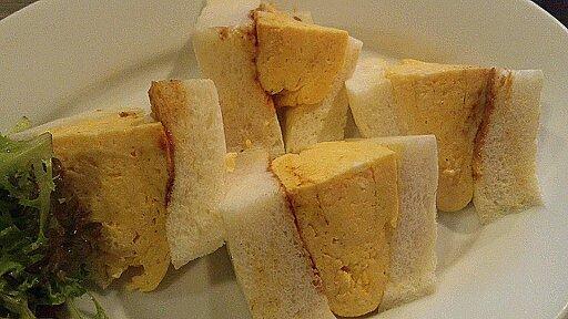 マドラグ卵サンド②