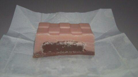 チロルチョコ桜餅③