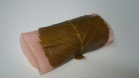 鼓月桜餅③