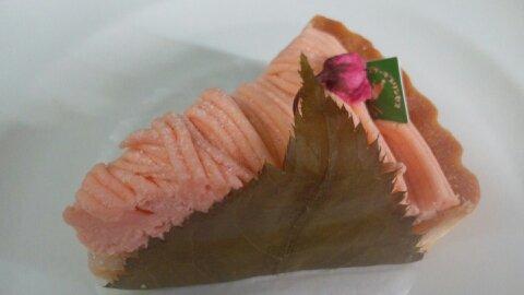 チーズケーキプリンセス桜①