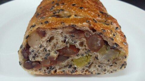 フィリップアップ豆パン
