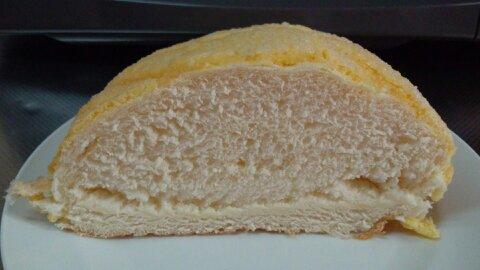 ルビノーメロンパン③