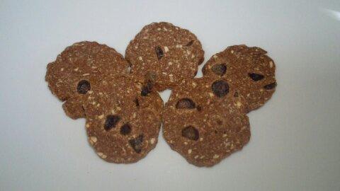 おからクッキーチョコ②