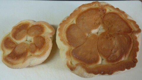 ラミデュパンメロンパン②