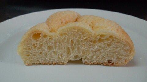 ラミデュパンメロンパン③
