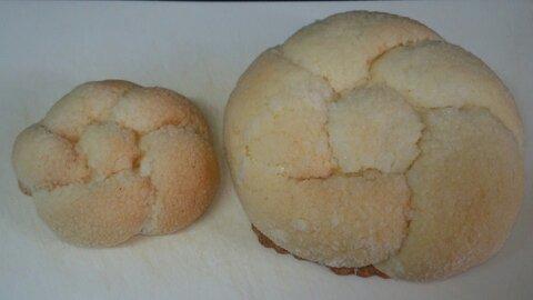 ラミデュパンメロンパン①