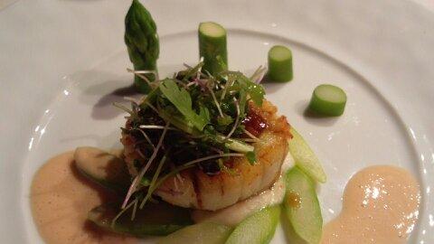 リーガロイヤル魚料理① (1)