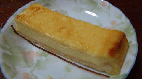 ファミマベイクドチーズ②