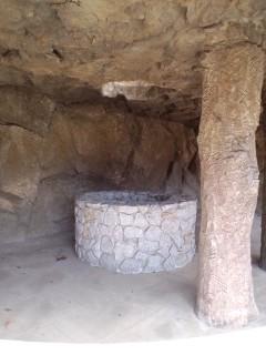 七つ洞タイムスリップ井戸