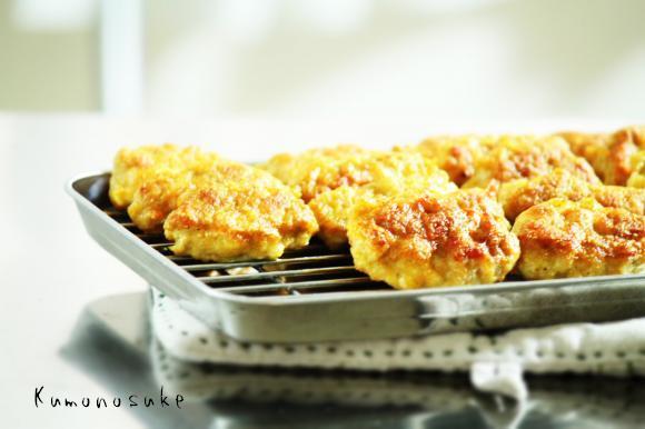 鶏ナゲット カレー