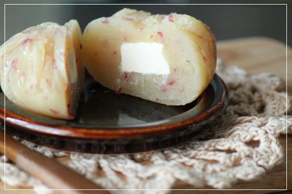 いもクリームチーズ 2