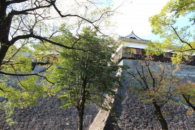 城  4  櫓群