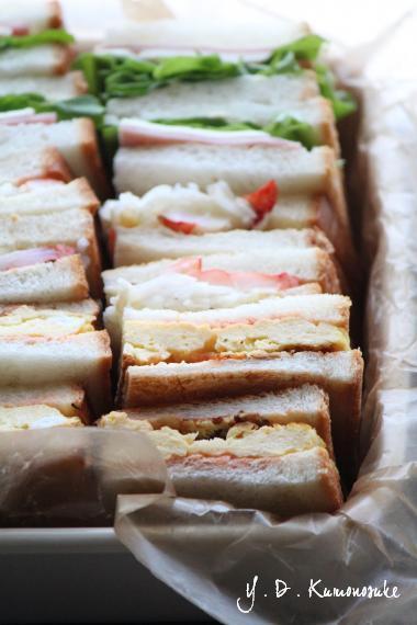 サンドイッチ弁 3
