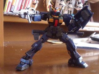 RG ガンダムMk-Ⅱ(ティターンズ仕様)