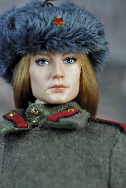 ソビエト赤軍女性兵士06