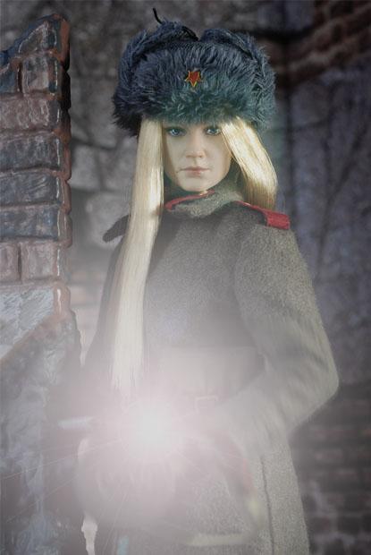 ソビエト赤軍女性兵士08