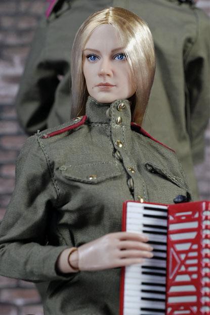 ソビエト赤軍女性兵士11