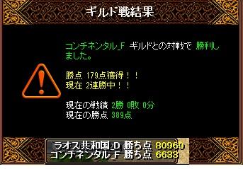 ラオスGv 3月15日 VSコンチネンタル_F様