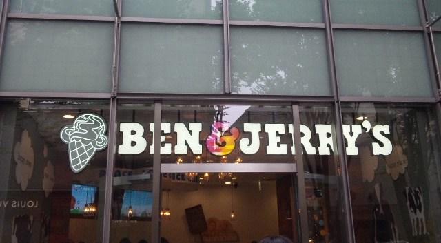 ベン&ジェリーズ
