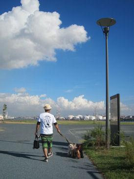 2012.9.15天気いいのに