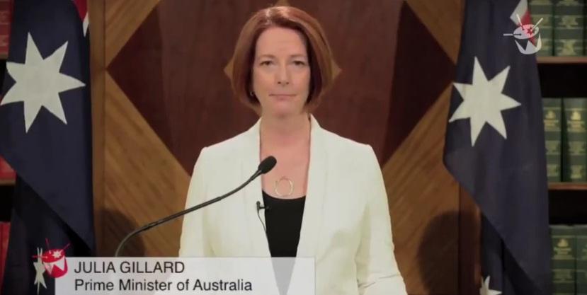 オーストラリア首相