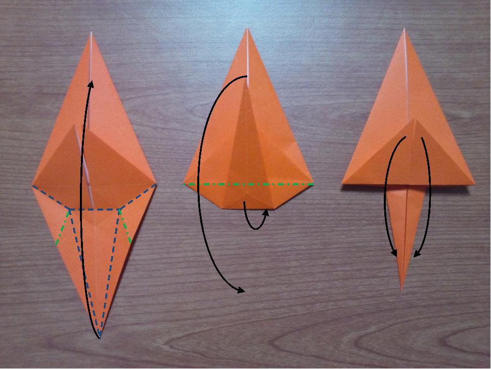 ラプトルの基本形