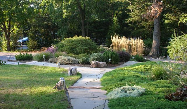 Gardening landscape magazines