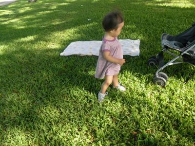 2012.07.01 公園で遊ぶ子
