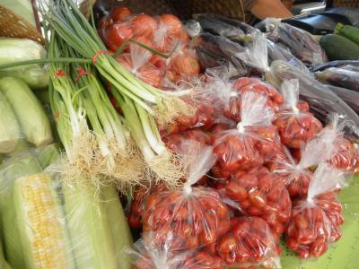 2012.07.16 ファーマースマーケット トマト