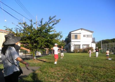 2012.08.27 ラジオ体操