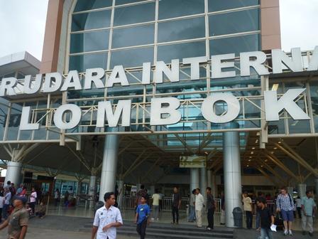 ロンボク国際空港