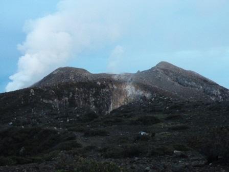 18ウェリラン山頂