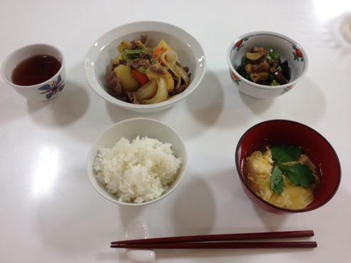 お料理教室②