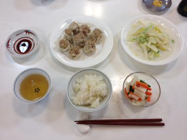 お料理教室④