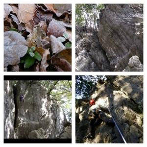 1223黒山聖人岩