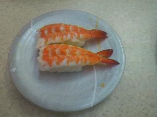 12年08月11日⑥特大寿司えび
