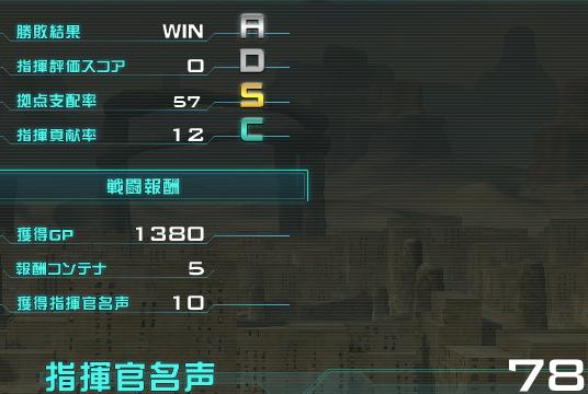 ガンオン指揮官2(1)