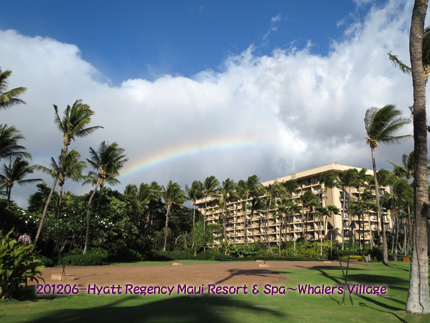 2012年6月 Hyatt Regency Maui Resort & Spa → Whalers Village