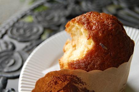 lavender muffin