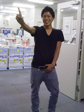 坂本泰祐さんss