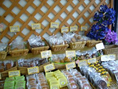 焼き菓子コーナー1