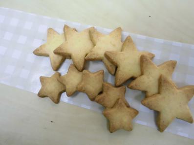 星くずクッキー