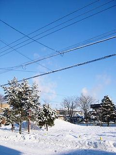 2月・・冬の空・・・