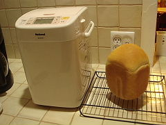 HBと食パン・・・