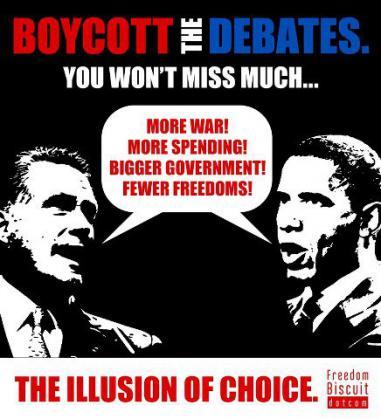 Boycott Debate